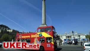 伦敦旅游车